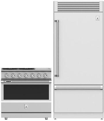 Hestan 1045196 Kitchen Appliance Package & Bundle Stainless Steel, main image