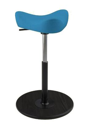 Varier Move Small MOVESMALL2700DINIMICA9056BLKSMBLK Office Stool, Main Image