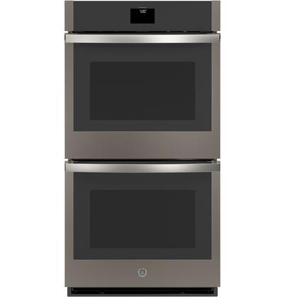 GE  JKD5000ENES Double Wall Oven Slate, Main Image