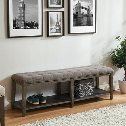 Furniture of America Tayah CMBN5666 Bench, 1