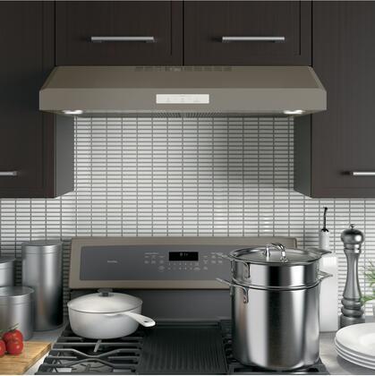GE Profile PVX7300EJES Under Cabinet Hood Slate, PVX7300EJES Lifestyle