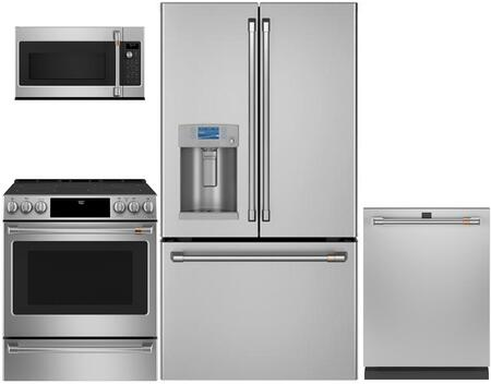 Cafe 1054613 Kitchen Appliance Package & Bundle Stainless Steel, main image