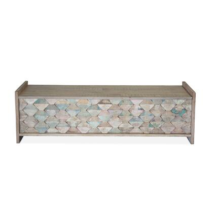 Cordoba Collection ZWCDBBN60 Dining Bench in Teal