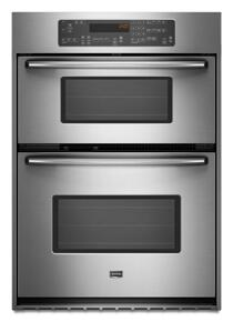 Maytag  MMW7530WDS Double Wall Oven , 1