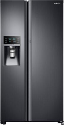Samsung  RH22H9010SG Side-By-Side Refrigerator Black Stainless Steel, Main Image