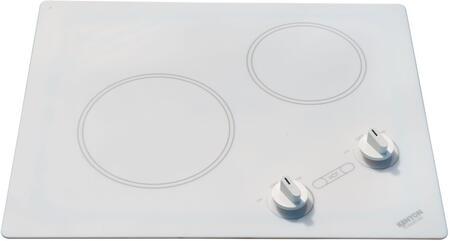 Kenyon Polar B49512 Electric Cooktop White, 1