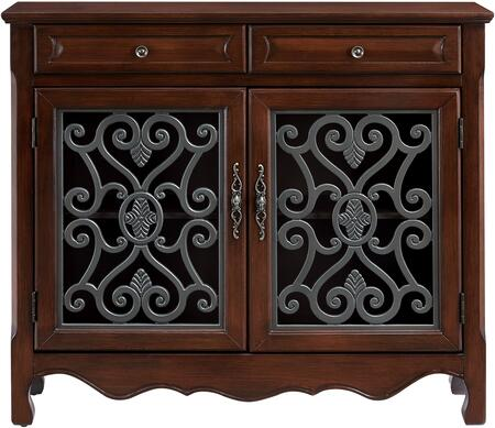 Powell Miscellaneous Accents 411254 Console Brown, Main Image