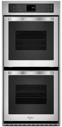 Whirlpool  WOD51ES4ES Double Wall Oven Stainless Steel, Main Image