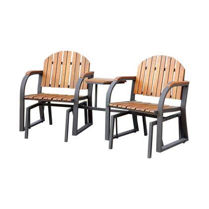 Benzara Perse BM123185 Accent Chair Gray, BM123185