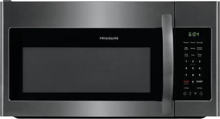 Frigidaire  FFMV1846VD Over The Range Microwave Black Stainless Steel, Main Image