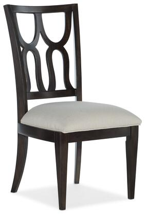 Hooker Furniture 5834-75 58347531089 Dining Room Chair, Silo Image