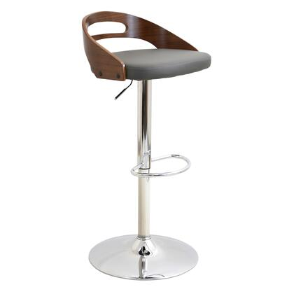 LumiSource Cassis BSCASS Bar Stool, 1