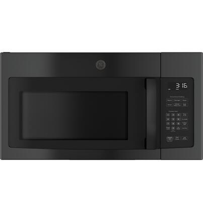 GE  JVM3162DJBB Over The Range Microwave Black, Main Image