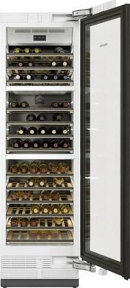 Miele MasterCool KWT2602VI Wine Cooler 76 Bottles and Above Panel Ready, Main Image