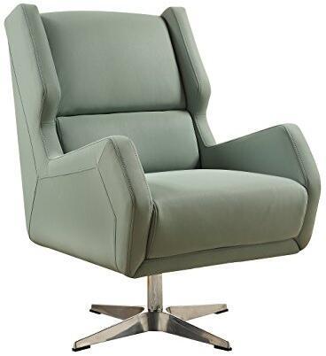 Acme Furniture Eudora II 59736 Accent Chair Gray, 1