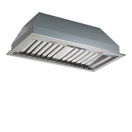 Falmec Professional FIMAS34B6SS1 Liners Insert and Blower Stainless Steel, Main Image