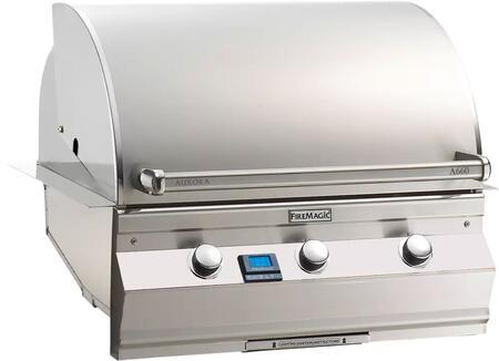Fire Magic Aurora A660I5L1X Grill Stainless Steel, 1