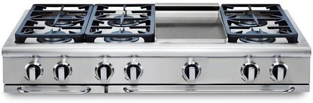 Capital Precision GRT486GN Gas Cooktop Stainless Steel, 1