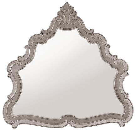 Hooker Furniture Sanctuary 560390008LTBR Mirror Gray, Main Image