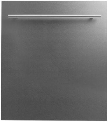 ZLINE  DWSS24 Built-In Dishwasher Stainless Steel, DWSS24 Stainless Steel Dishwasher