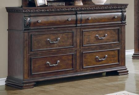 Coaster Satterfield 204543 Dresser Brown, Main Image