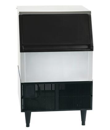 Orien FS260IM Commercial Undercounter Ice Machine Stainless Steel, 1