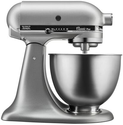 KSM75SL Classic Plus Series 4.5 Quart Tilt-Head Stand Mixer with Power Hub  Soft Start and 10 Speeds in
