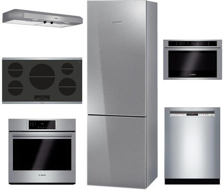 Bosch 1054161 Kitchen Appliance Package & Bundle Stainless Steel, main image