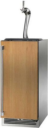 Perlick Signature HP15TS32RA Beer Dispenser Panel Ready, Custom Panel Not Included