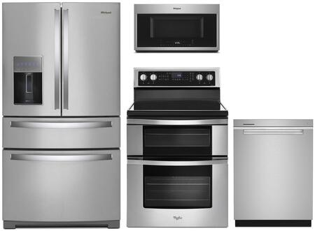 Whirlpool 1127510 Kitchen Appliance Package & Bundle Stainless Steel, main image