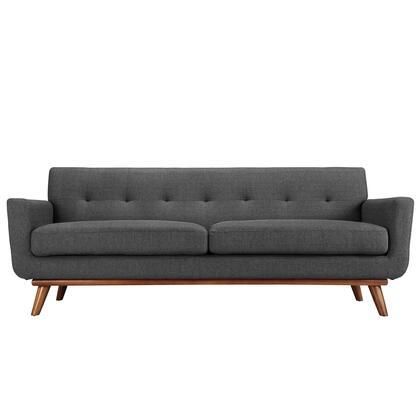 Modway Engage EEI1180DOR Stationary Sofa Gray, 1