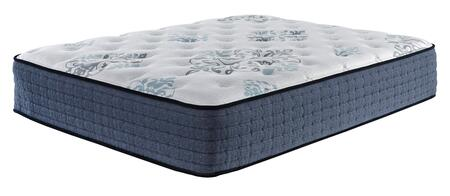 Mt Dana Firm Collection M62131 Queen Mattress with High-Density Quilt Foam and Wrapped Coils and Firm Comfort Level in