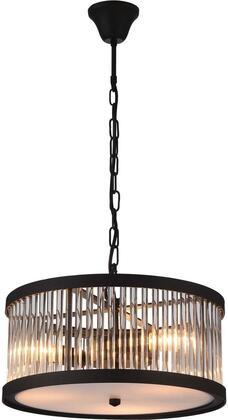 Acme Furniture Aven 40108 Ceiling Light Black, 1