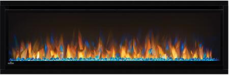 Napoleon Alluravision NEFL50CHS1 Fireplace Black, Main View