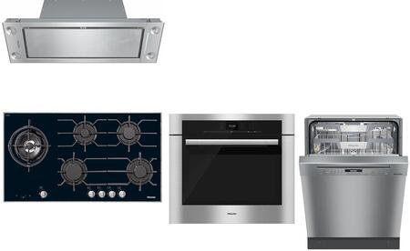Miele 888481 Kitchen Appliance Package & Bundle, main image