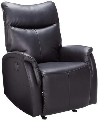 Acme Furniture Riso 59435 Recliner Chair Black, Recliner
