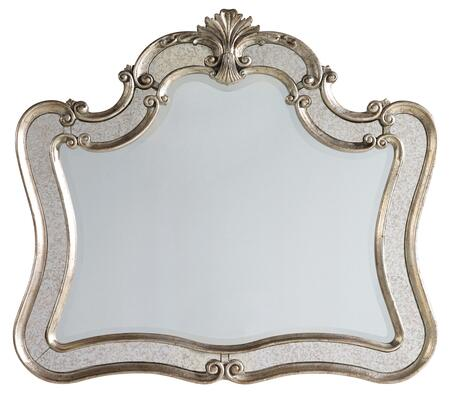Hooker Furniture Sanctuary 541390009 Mirror Silver, Main Image