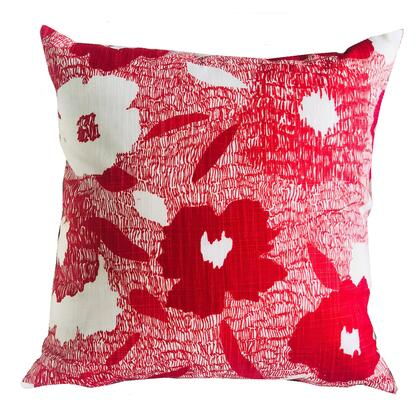 Plutus Brands Hibiscus PBRA22611616DP Pillow, PBRA2261