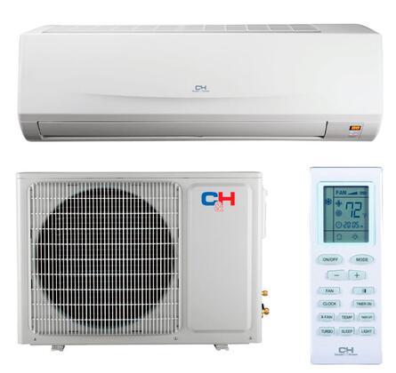 Cooper&Hunter Alice GWH09KFD3DNB4F Single-Zone Mini Split Air Conditioner White, Main Image
