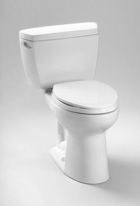 Toto Drake CST744SLR03 Toilet , 1