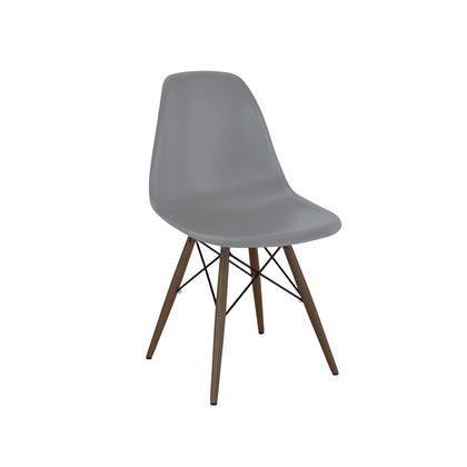 Design Lab MN Trige LS9400DGRWAL Accent Chair Gray, 91eb31a7 2a95 4bc7 89fc 23598f4c7ae6