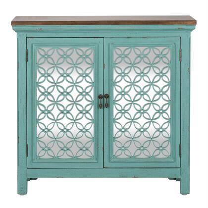 Liberty Furniture Kensington 2011AC36 Cabinet Blue, 1