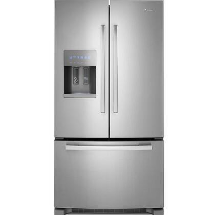 Amana AFI2539ERM French Door Refrigerator Stainless Steel, AFI2539ERM