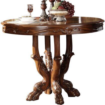 Acme Furniture Dresden 12160 Bar Table Brown, Bar Table