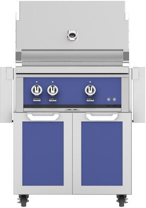 Hestan 852450 Grill Package Blue, Main Image