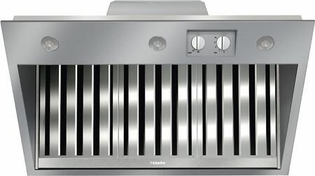 Miele  DAR1130 Range Hood Insert Stainless Steel, Main Image