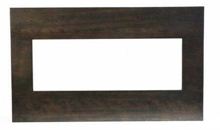 "Amantii MAN-BMGB-XS40 40"" Wood Mantel Surround for BI-40-XTRASLIM  in (MANBMGBXS40)"