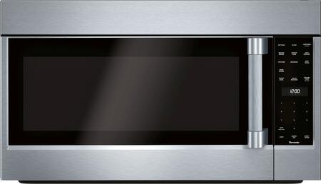 Thermador Professional MU30RSU Over The Range Microwave Stainless Steel, MU30RSU 30-Inch Built-Under Microwave Hood
