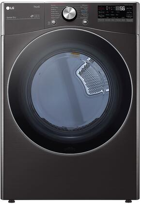 LG  DLEX4200B Electric Dryer Black, DLEX4200B Front Load Dryer