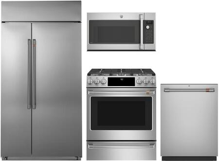 Cafe 1125161 Kitchen Appliance Package & Bundle Stainless Steel, main image